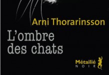 ombre des chats - THORARINSSON