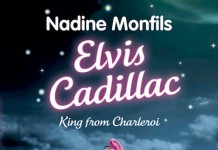 Elvis Cadillac King from Charleroi - nadine monfils
