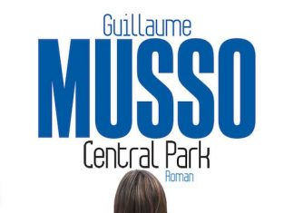 Central Park- guillaume musso