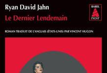 Ryan DAVID JAHN - Le dernier Lendemain