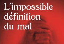 Maud TABACHNIK - impossible definition du mal
