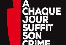 Stéphane BOURGOIN - A chaque jour suffit son crime