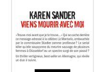 Karen SANDER - Viens mourir avec moi