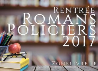 Rentree romans policiers 2017