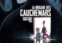 Franck THILLIEZ et YOMGUI - La brigade des cauchemars - tome 1
