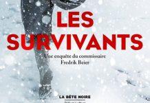 Ingar JOHNSRUD - Enquetes de Fredrik Beier - Les survivants -