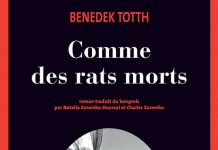 Benedek TOTTH - Comme des rats morts
