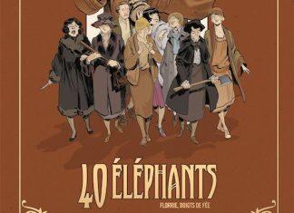 Kid TOUSSAINT et Virginie AUGUSTIN - 40 elephants
