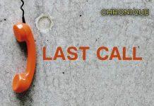 Alex BARCLAY - Last Call-