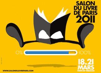 Logo Salon du livre de Paris 2011