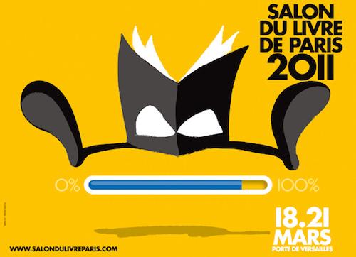 Salon du livre de paris 18 au 21 mars 2011 zonelivre - Salon du livre paris 2017 auteurs ...