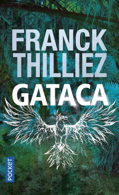 Franck THILLIEZ -Sharko Henebelle - 02 - Gataca