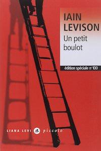 Iain LEVISON - Un petit boulot