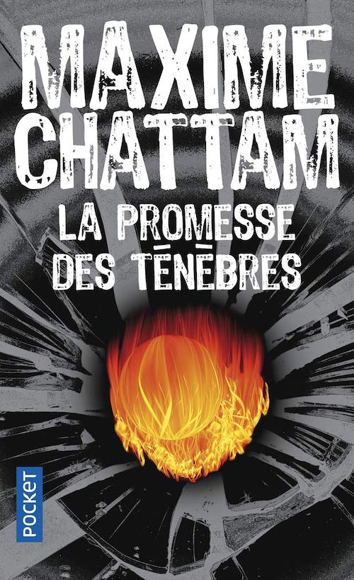Maxime CHATTAM - promesse des tenebres