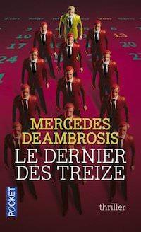 Mercedes DEAMBROSIS - Le dernier des treize