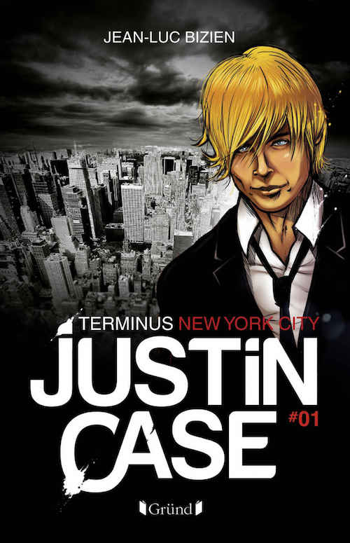 Jean-Luc Bizien - Justin Case - 01
