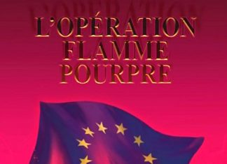 operation flamme pourpre - Herve Darques