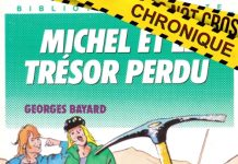 Georges BAYARD - Michel - 19 - Michel tresor perdu