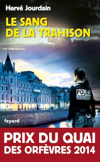 Herve JOURDAIN - Le sang de la trahison