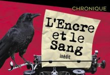 Laurent SCALESE et Franck THILLIEZ - encre et le sang
