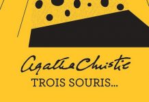 Agatha CHRISTIE - Trois souris (2017)