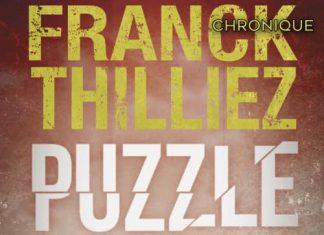 Franck THILLIEZ : Puzzle
