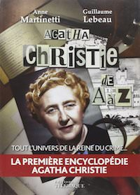 Guillaume LEBEAU et Anne MARTINETTI - Agatha Christie de A à Z