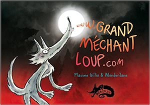 Maxime GILLO et Jane Wonder - www.grand mechant loup.com