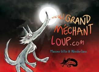grand mechant loup - maxime gillio