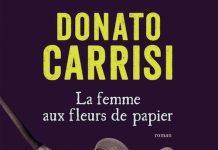 donato carrisi-la-femme-aux-fleurs-de-papier