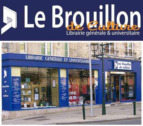 Librairie Brouillon de culture caen