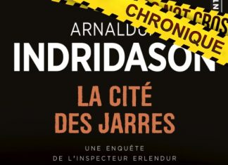Arnaldur INDRIDASON : Enquête d'Erlendur – Tome 1 – La Cité des jarres