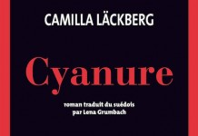 Cyanure - Camilla LACKBERG