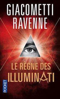 Eric GIACOMETTI et Jacques RAVENNE - Antoine Marcas - Tome 9 - Le regne des illuminati