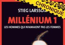 Stieg LARSSON : Millenium - Tome 1 - Les hommes qui n'aimaient pas les femmes