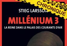 Stieg LARSSON : Millenium - Tome 3 - La reine dans le palais des courants d'air