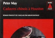 Cadavres chinois a Houston - peter May