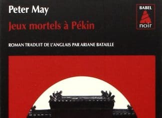 Jeux mortels a Pekin - peter may