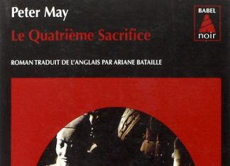 Le quatrieme sacrifice - peter may