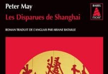 Les disparues de Shanghai - peter may