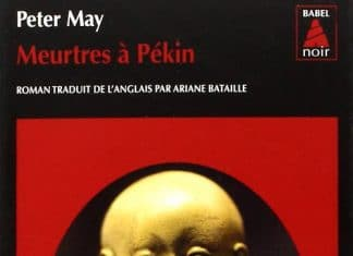Meurtres a Pekin - peter may