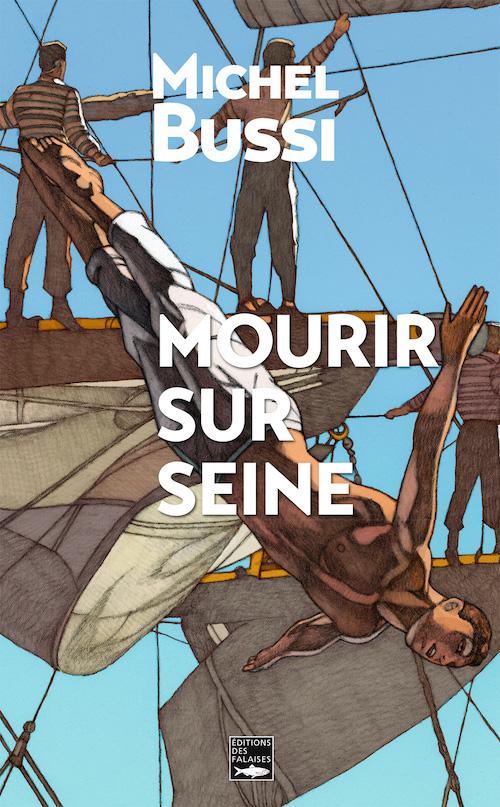 Michel BUSSI - Mourir sur seine - poche