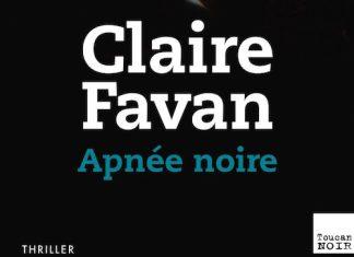 apnee noire - Claire favan