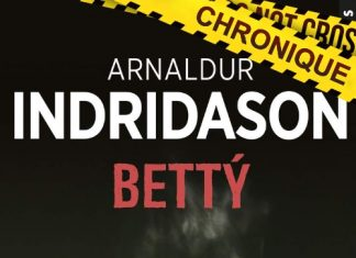 Arnaldur INDRIDASON - Betty - Points