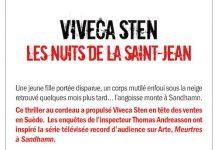Les nuits de la Saint-Jean - viveca sten