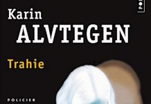 trahie - Karin ALVTEGEN