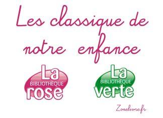Bliotheque rose et verte