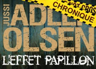Jussi ADLER-OLSEN - Les enquetes du departement V - Effet papillon