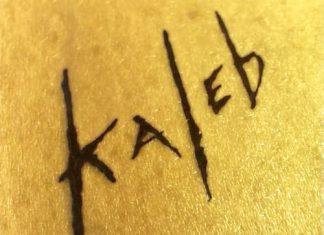 Kaleb - myra eljundir