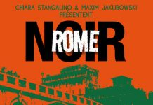 Rome Noir - Maxim JAKUBOWSKI et Chiara STANGALINO
